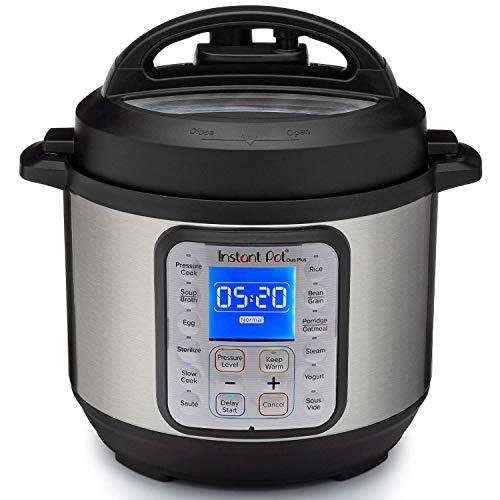 Instant Pot Olla a presión eléctrica Duo Plus 3L.13 programas Inteligentes: Olla...
