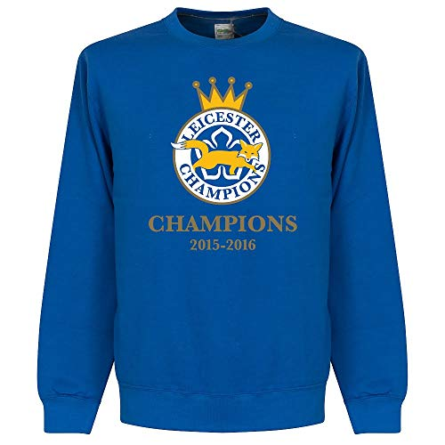 Leicester Winners Felpa - Royal - XXL