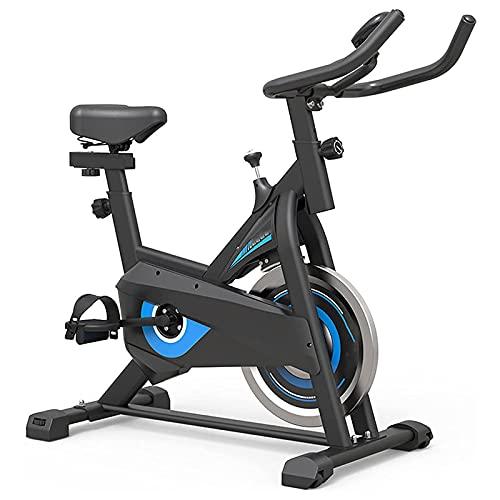 Bicicleta La bicicleta de ciclismo interior, la bicicleta de fitness con la visualización de datos y el cómodo cojín del asiento, el ajuste de la posición de montar múltiple y el diseño de dobletriáng