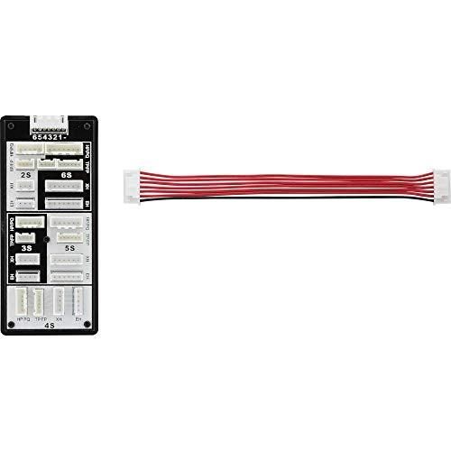 VOLTCRAFT LiPo Balancer Board Ausführung Akku: EH, TP/FP, HP/PQ, XH Geeignet für Zellen: 2-6