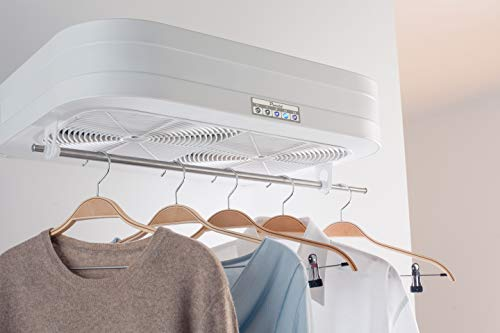 PROELIT ST 62 +TC – SCIUGARELLA -asciugabiancheria a ventilazione – Asciuga e stira fino a 7kg di bucato in soli 60cm