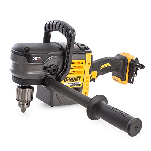 Dewalt DCN460N Flexvolt Stud and Joist Drill, 54 V, Yellow/Black