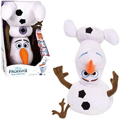 Disney s Frozen 2 Shape Shifter Olaf Plush product image