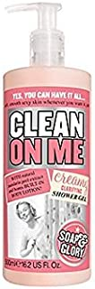 Soap & Glory Clean On Me Creamy Clarifying Shower Gel, 16.2 oz - 2pc