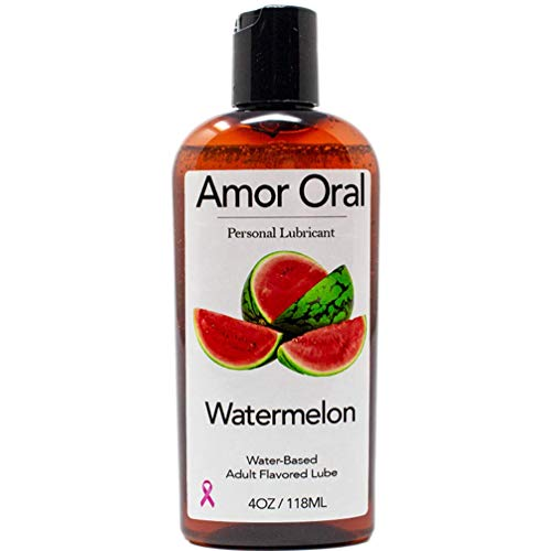 Amor Oral Watermelon Flavor Personal Lube for Sex