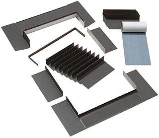 Velux Edla060000b Step Flashing Skylight With, Aluminum, 5-1/4