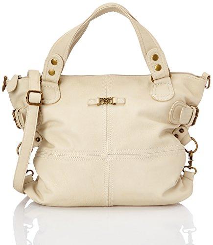 Le Temps des Cerises Damen Loop 1 Tasche, (beige), One Size