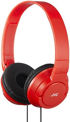 Jvc S180 de RN de S Elegante ohraufliegender Auriculares de Clip de Color Rojo