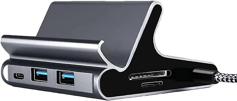 TWDYC Type C HUB Docking specialty shop Station Power Dock trust Adapte to USB-C HDMI