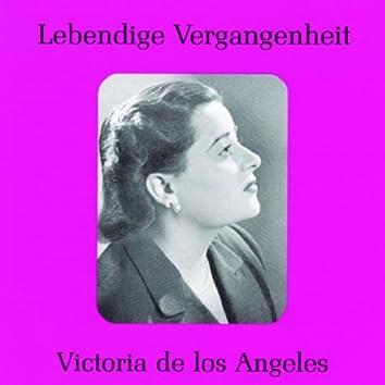 Lebendige Vergangenheit - Victoria de los Angeles