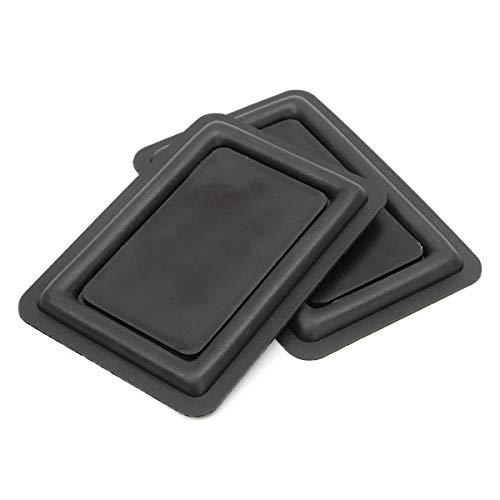 Desconocido QuickShop 2 Piezas 60 x 90 mm Baja frecuencia Radiador...