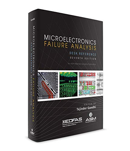 Microelectronics Failure Analysis Desk Reference, Seventh Edition