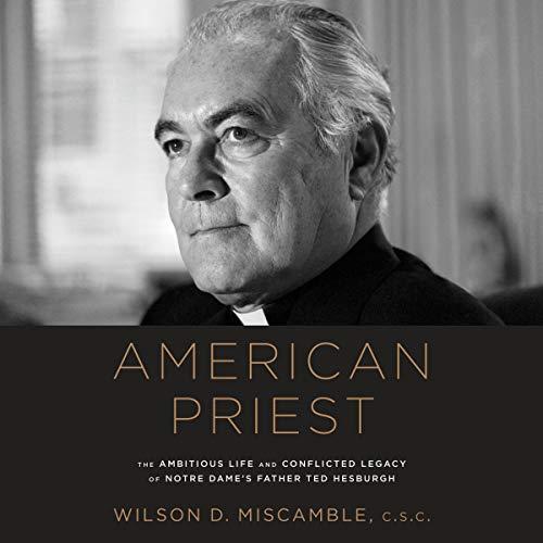 American Priest cover art