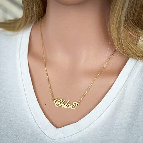 Cadenas de oro con nombre _image3