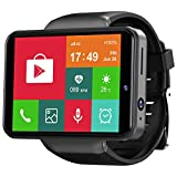 TICWRIS Andriod Smart Watch, GPS Android Smartwatch, 4G LTE with 2.4' Touch Screen, Face Unclok Phone Watch with 2000mAh Battery, IP67 Waterproof Sport Watch,3GB+32GB Andriod Watch for Men