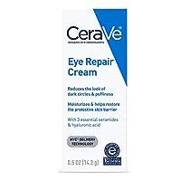 CeraVe アイリペアクリーム目の回りの肌の復元低刺激性 14g 並行輸入品