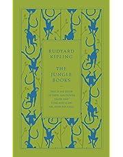 The Jungle Books: Rudyard Kipling (Penguin Leather Classic)