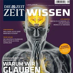 ZeitWissen, Dezember 2007 Titelbild