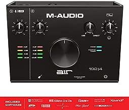 M-Audio AIR Audio Interface Virtual Instruments