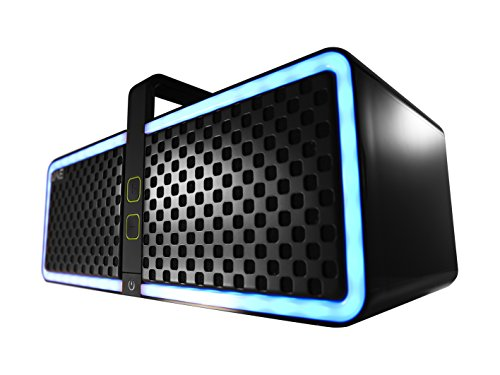 Hercules WAE NEO (Bluetooth, NFC, 15h Akku, LED LightShow, DSP, MaxxAudio, iOS/Android App)