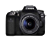 Canon 90D Digital SLR Camera with 18-55 is STM Lens (Renewed)