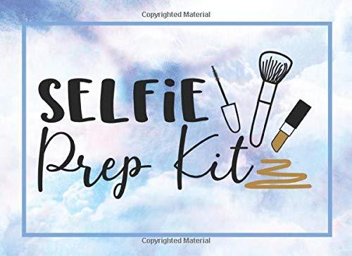 Makeup Chart Notebook: Selfie Prep Kit (MUA, Band 44)