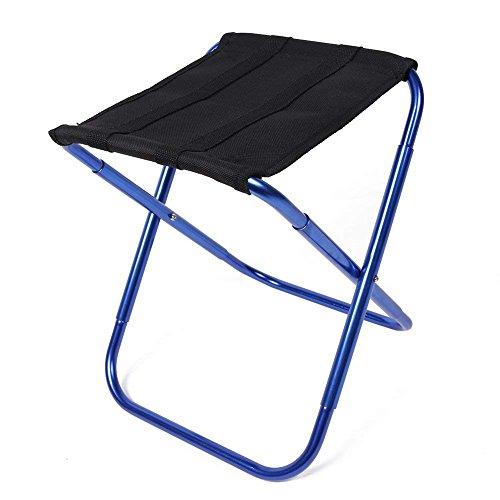 Chaise de camping pliante ultral/ég/ère sac /à dos la randonn/ée la plage les voyages tabouret compact et l/éger pour la p/êche