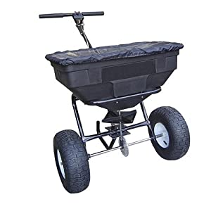 VULCAN YTL31515 Broadcast Spreader, 125-Pound