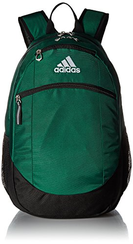 adidas Unisex Striker II Team Backpack, Team Dark Green, ONE SIZE