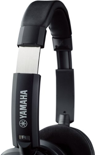 Yamaha HPH200BL Casque arceau hifi Noir