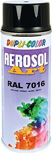 Duplicolor 741289 Aerosol Art RAL 7016 Brillant 400ml