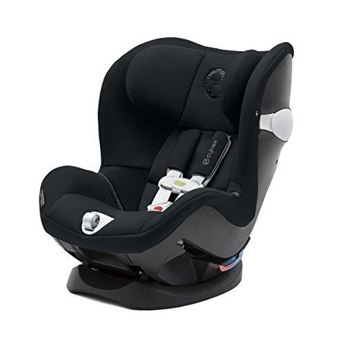 CYBEX Sirona M SensorSafe 2.0, Lavastone Black,Car Seat