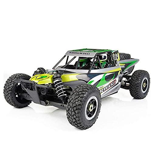 ZCYXQR 2.4G Off-Road Remote Control Car Todo Terreno High-spee4WD Vehículo RC Modelo Recargable Drift RC Buggy Coche RC con Tres diferencias