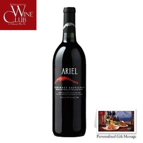 Ariel Cabernet Sauvignon Non-Alcoholic Red Wine