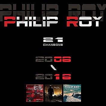 Philip ROY 2006/2016
