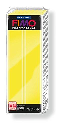 Staedtler 8001-1 Modelliermasse Fimo Professional (ofenhärtend, 350 g,