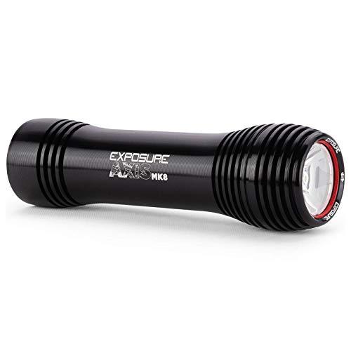 Exposure USE Axis Mk8 - Luz delantera para bicicleta con sop