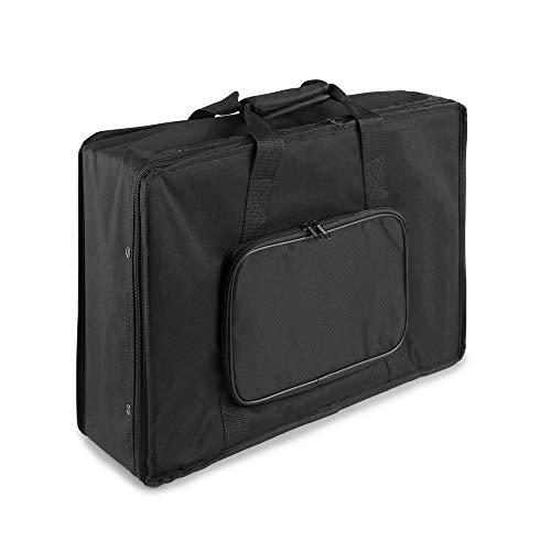 Softcase Transporttasche passend für ETEC Akku LED Par Scheinwerfer E412