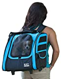 Pet Gear I-GO2 Roller Backpack, Travel Carrier, Car Seat for...