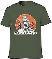 No Lives Matter Halloween Premium Quality Jersey Script T-Shirt for Son Daughter