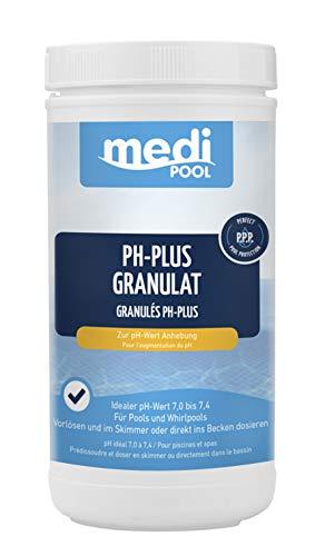 Medipool ph Heber, pH Plus Granulat 1 KG