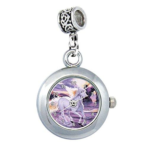 Unicornio Reloj para el Collar o Pulsera