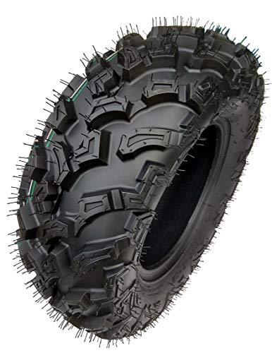 Hakuba P3006 6PR 43J - Neumático todoterreno para quad ATV 25x8-12 25x8.00-12 P3006 6PR 43J