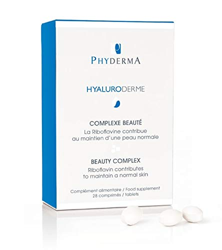 Phyderma Hyaluroderm Beauty Complex Hyaluronic Acid Supleamment