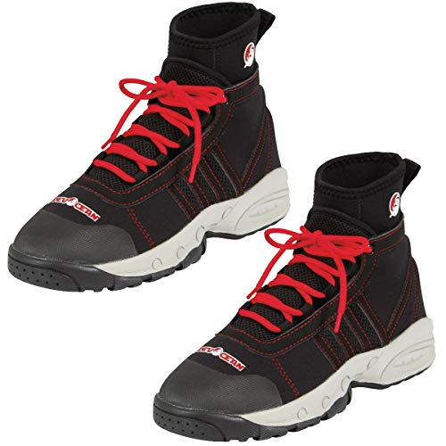Devocean devocean Neopren Schuhe Boots Black Größe: 7, EU39/40