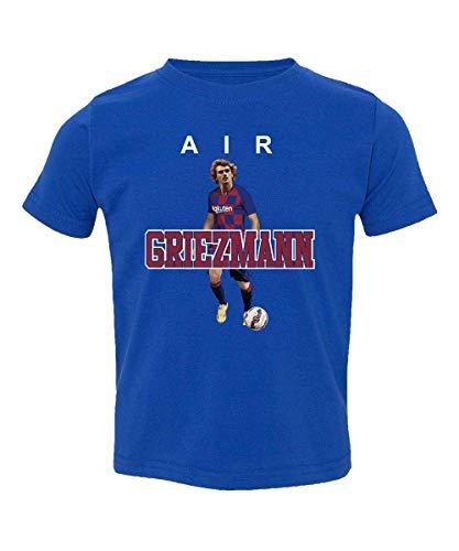 Neues Fußballtrikot Barcelona Air Griezmann Kleinkind-T-Shirt,6XL