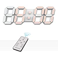 Eduplink 3D LED Digital Desktop Alarm Clock