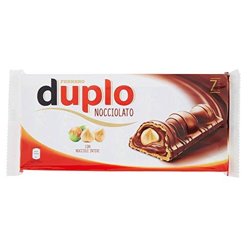 Ferrero Wafer Duplo Nocciolato, 182g