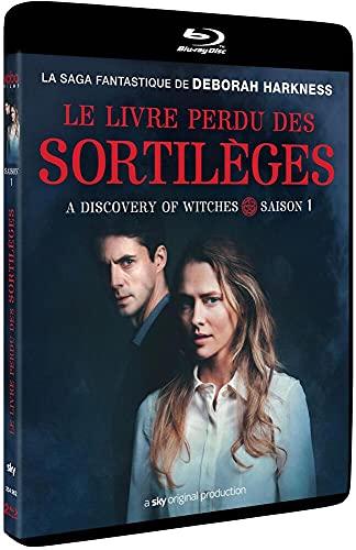 LE LIVRE PERDU DES SORTILÈGES [Blu-ray]