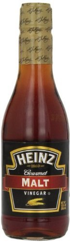 Heinz Malt Vinegar 12 ounce glass bottle (1 count)